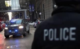 (Photo d'illustration) Chicago, où une fusillade a éclaté lundi soir.
