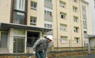 D'ici à 2013, 160 logements auront été construits ou réhabilités.