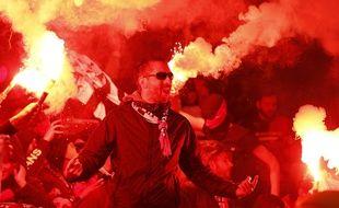 Les Rennais ont foutu le dawa à Londres et à l'Emirates Stadium.
