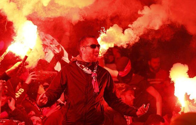 Arsenal-Rennes: Les supporters rennais partagés entre déception et fierté