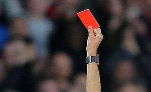 Carton rouge pour la LFP