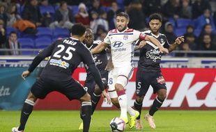 Pour son retour après sa blessure à la cheville au Parc des Princes, Nabil Fekir a signé une passe décisive mais n'a pas permis à un OL extrêmement décevant de battre Bordeaux.