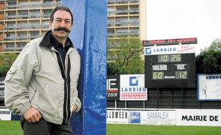L'ancien pilier international du TO XIII succède à l'avocat toulousain Nicolas Larrat.