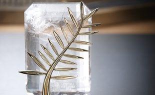 La Palme d'or de la 69e édition du Festival de Cannes.