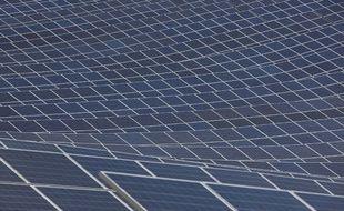 La centrale photovoltaïque serait située sur la commune de Saucats en Gironde.