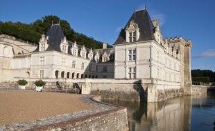 Le château et les jardins de Villandry sont un exemple typique de l'architecture Renaissance.