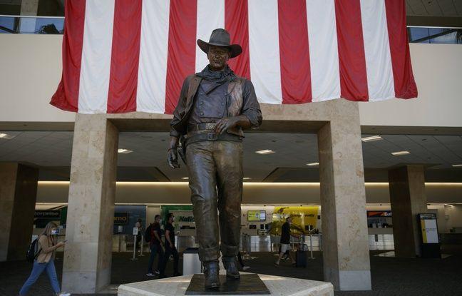 Racisme: Débaptiser l'aéroport John Wayne serait d'une «stupidité incroyable», selon Trump