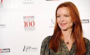 L'actrice Marcia Cross