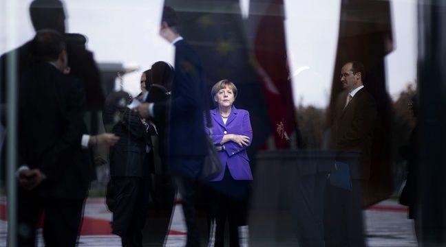 Angela Merkel est prête à laisser la Grèce sortir de la zone euro
