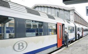Les tarifs des liaisons entre Lille et la Belgique devraientévoluer l'année prochaine.
