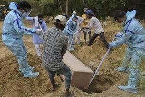 L'Inde est durement touchée par l'épidémie de coronavirus.