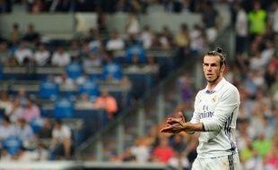 Gareth Bale lors du match entre le Real Madrid et le Celta Vigo le 27 août 2016.