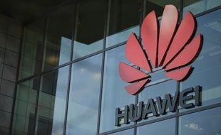 Image d'illustration de l'entreprise chinoise Huawei.