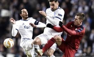 Copenhague-Bordeaux en Ligue Europa, le 13 décembre 2018.