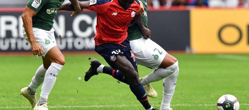 Nicolas Pépé réalise un début de saison exceptionnel avec Lille