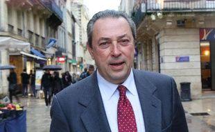 Jacques Colombier, secrétaire départemental du FN en Gironde, candidat aux municipales de Bordeaux