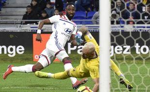 A l'image de Moussa Dembélé, auteur d'un doublé dimanche, l'OL est apparu en pleine forme contre Toulouse (5-1).