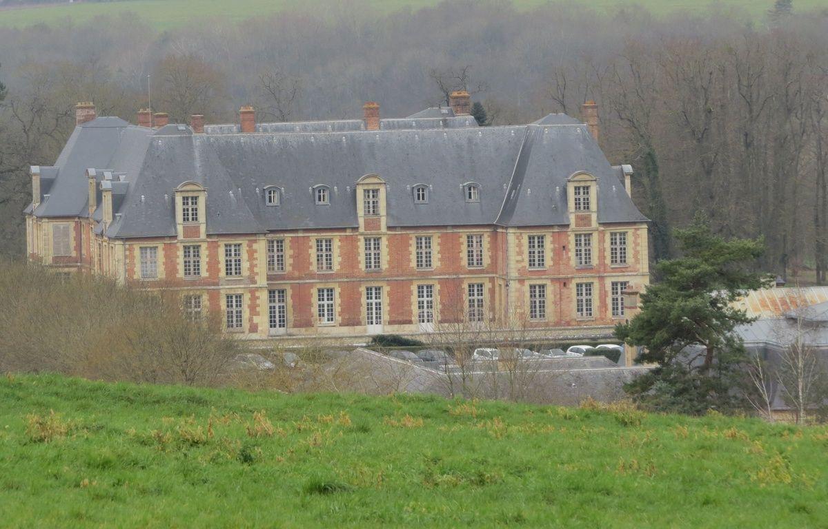 Le domaine de Grignon, avec son château qui a fière allure, est un pôle important de recherche agronomique. – F. Pouliquen / 20 Minutes
