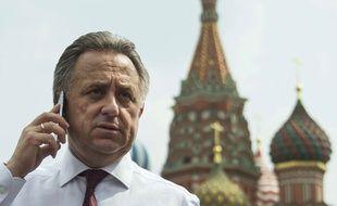 Le ministre russe des Sports Vitaly Mutko en juillet 2016.