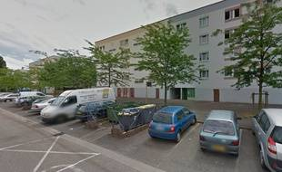 Rue de Picardie à Fameck. Capture d'écran Google Street View