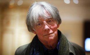 Le philosophe André Glucksmann, le 25 janvier 2010 à Paris.
