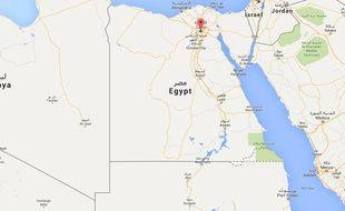 Caire google maps