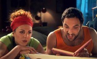 Emma et Fabien débarquent sur M6 pour la troisième saison de «Scènes de ménages».