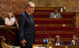 Richard Ferrand au perchoir