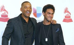 Will Smith et son fils aîné, Trey