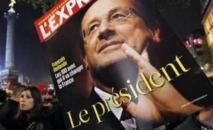 La vente de L'Express et de plusieurs autres magazines français du groupe belge Roularta devrait être conclue sous 48 heures
