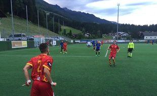 En marge de l'Euro 2016, l'Europeada a eu lieu au Tyrol du Sud, en Italie, du 18 au 26 juin.