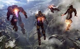 «Anthem», le nouveau jeu blockbuster d'EA sera disponible pour les abonnés de l'offre Origin Access Premier