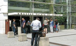 Les consultations se dérouleront au nouveau palais de justice de Lyon.