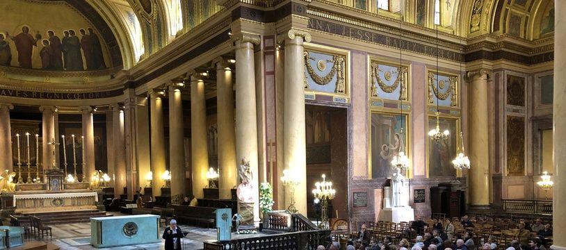 Inaugurée en 1844, la cathédrale de Rennes accueille désormais quatre nouvelles statues ainsi qu'une salle des trésors.
