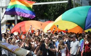 La Marche des fiertés LGBT parisienne a lieu samedi.
