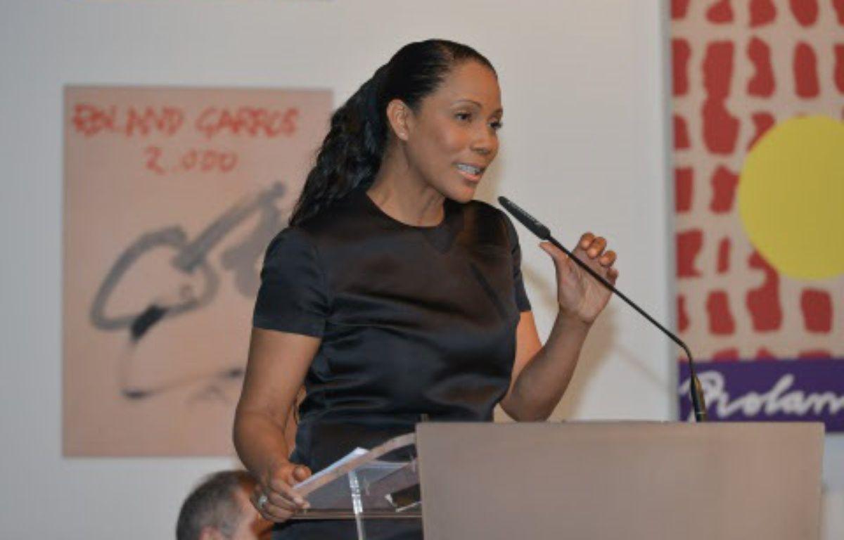 L'ancienne journaliste Christine Kelly – ISA HARSIN/SIPA