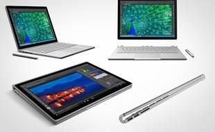 Le Surface Book de Microsoft sortira en France au premier trimestre 2016.