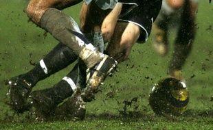 Photo d'illustration d'une rencontre de football.