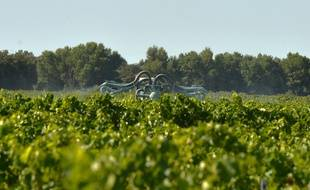 L'observatoire Atmo mesure tous les ans les concentrations de pesticides dans l'air.