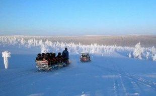 Les températures moyennes en Finlande augmenteront de 3 à 6 degrés Celsius en hiver d'ici 2050, et de 4 à 8 degrés en 2080.