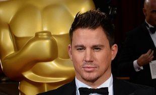 Channing Tatum aux Oscars 2014.