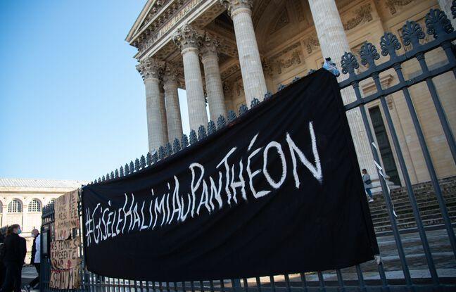 L'Elysée réfléchit encore à faire entrer l'avocate féministe Gisèle Halimi au Panthéon