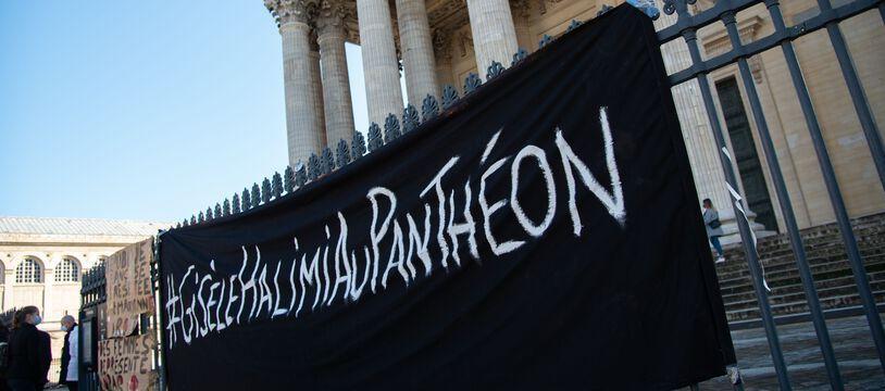 L'exécutif réfléchit encore à la panthéonisation de l'avocate Gisèle Halimi.