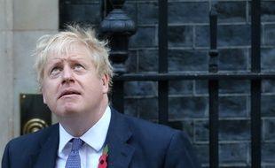 Boris Johnson, le 28 octobre 2018 à Londres.