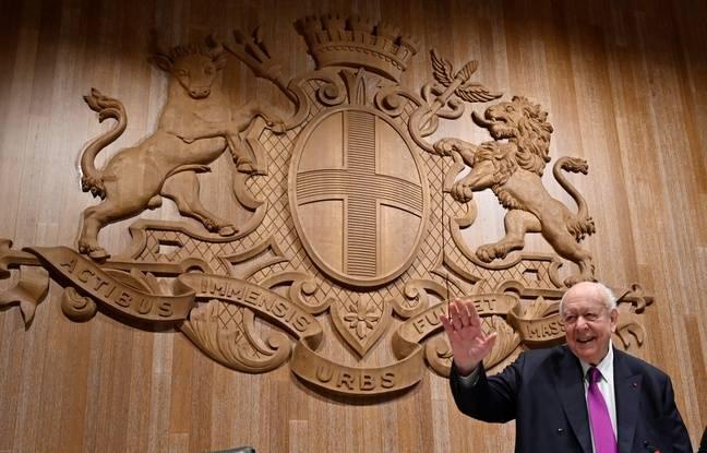 Jean-Claude Gaudin a dirigé son 198e et dernier Conseil municipal de la ville de Marseille.