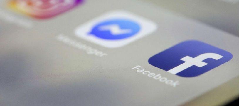 Le groupe Facebook continue de régner sur le marché des applications de messagerie instantanée. (Illustration)