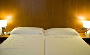 L'hôtel Abbey Inn a reçu une note de 3.5/5 sur le site TripAdvisor.