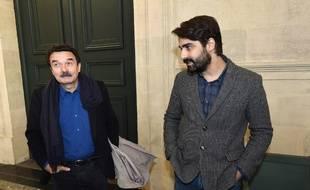 Edwy Plenel et Fabrice Arfi ont dénoncé ce lundi 4 février une attaque contre le secret des sources.