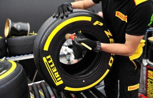 italie le fabricant de pneus pirelli passe sous contr le chinois. Black Bedroom Furniture Sets. Home Design Ideas