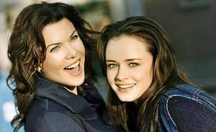 Lorelai (Lauren Graham) et Rory (Alexis Bledel) Gilmore, les héroïnes de la série.